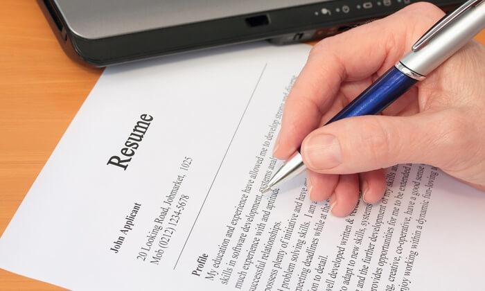 Professional cv writing services usa